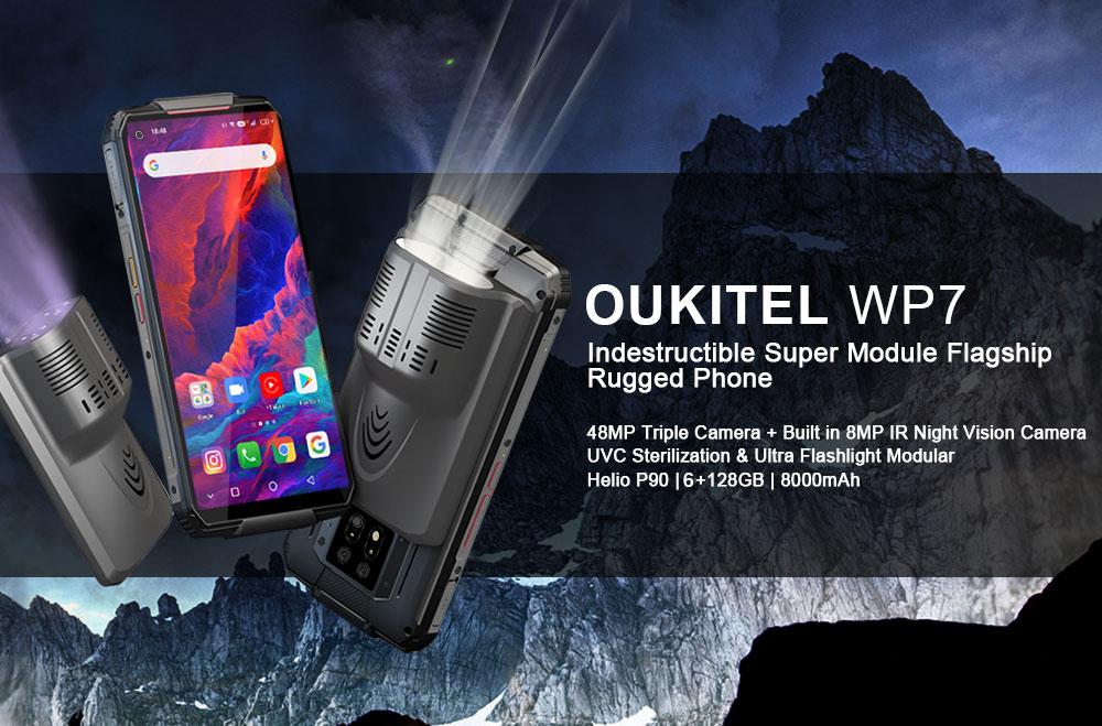 Oukitel WP7 price