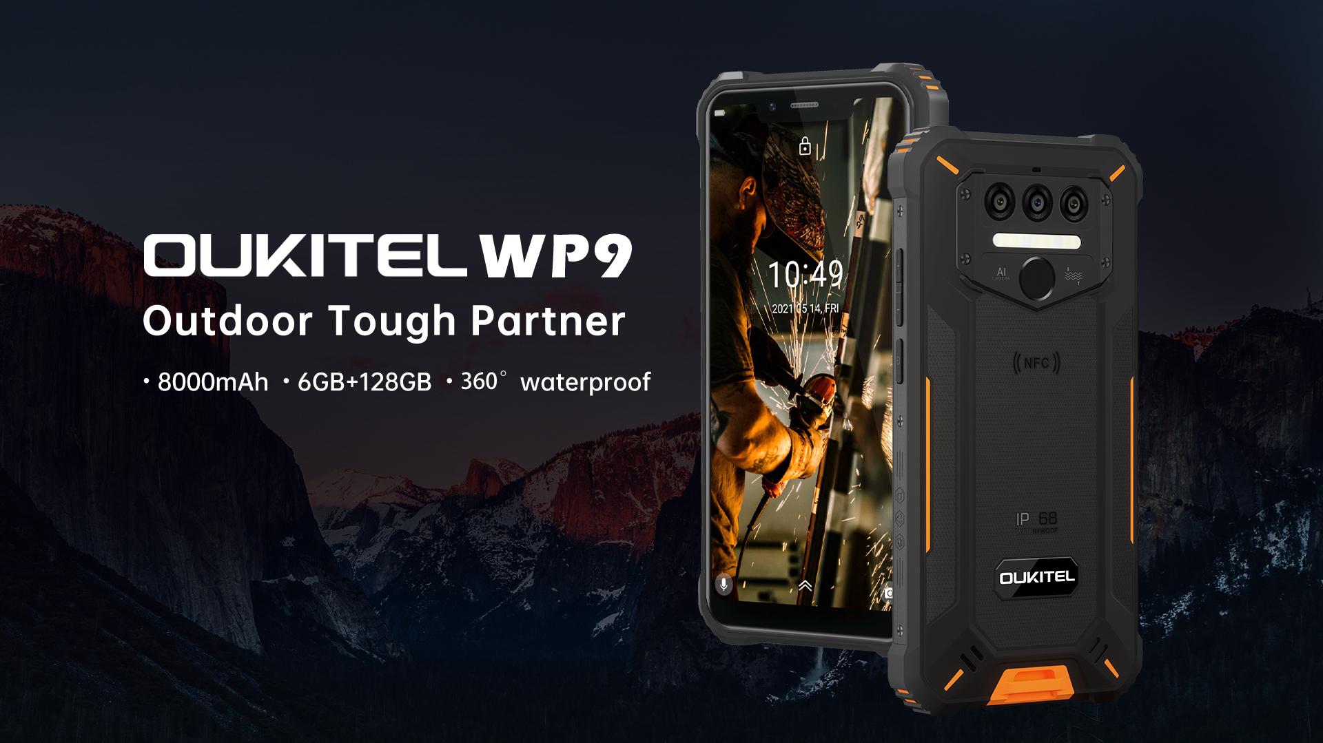 Buy Oukitel WP9