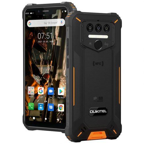 Oukitel WP9 Orange